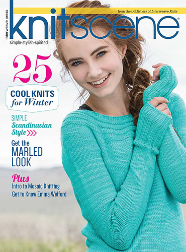 Knitscene Winter 2014