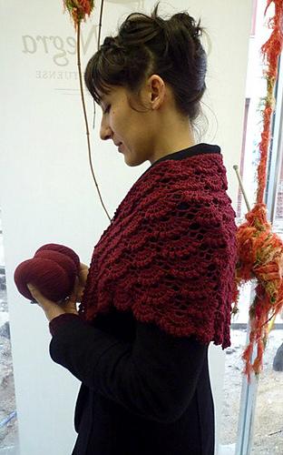 Xaile em Crochet